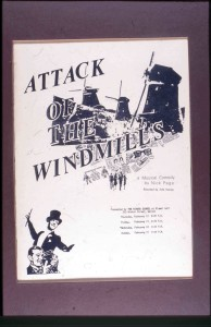 Attack of the Windmills poster 502